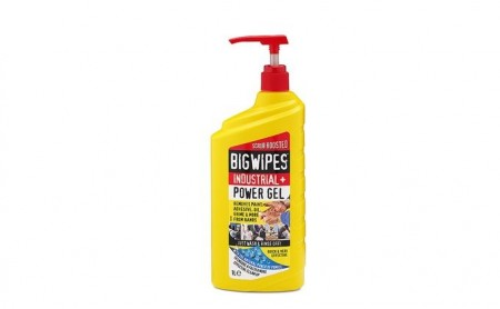 Håndrens Big Wipes PowerGel 1 liter